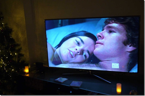 Classic from 1970: Ali MacGraw and Ryan O'Neal in Love Story