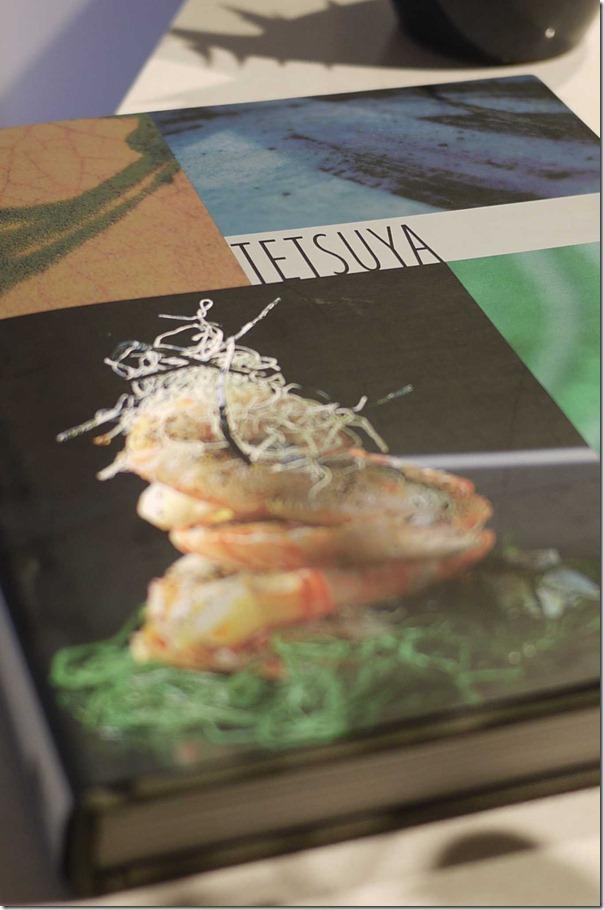 Cookbook by Tetsuya Wakuda