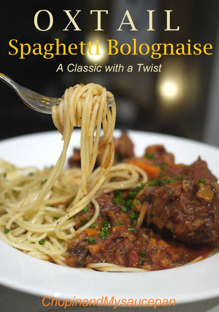 Oxtail Spagbol