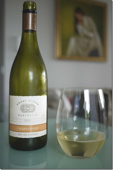 2010 Grant Burge Chardonnay