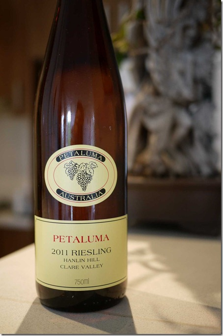 2011 Petaluma Riesling from Clare Valley