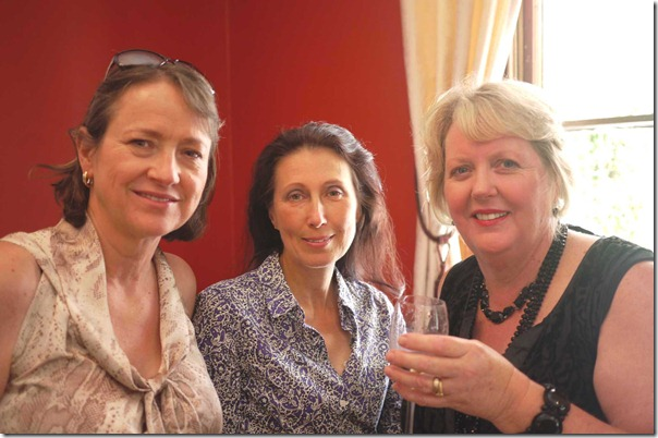 Dorothy Bond, Adele Hemphill and Lynne Robson