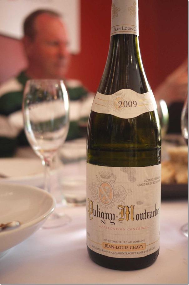 2009 Jean-Louis Chavy Puligny-Montrachet