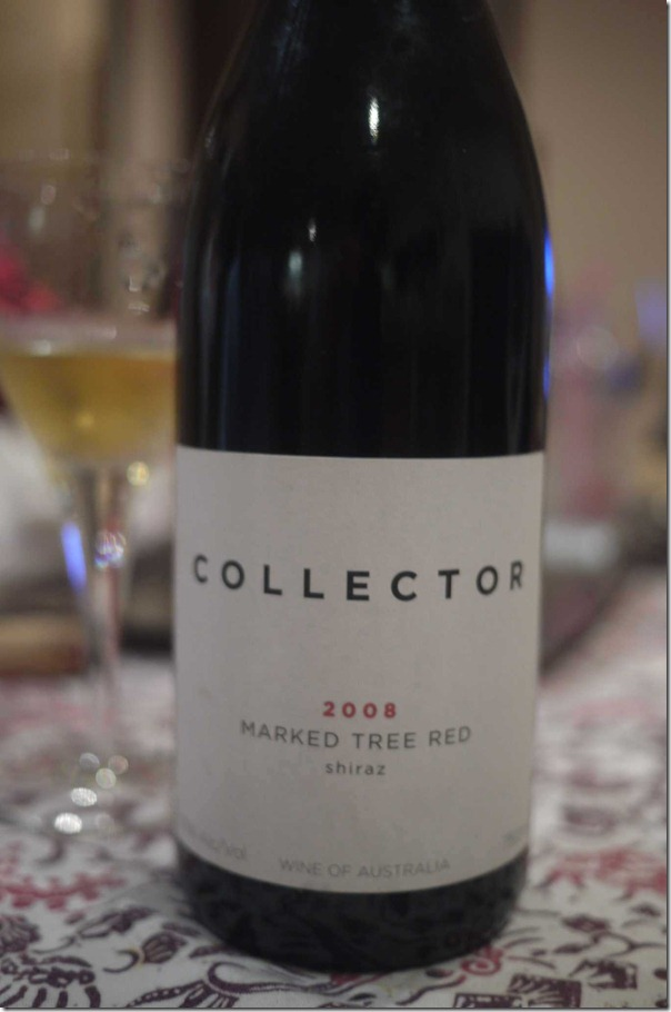 2008 Collector Shiraz