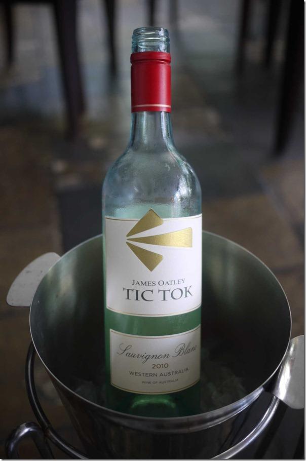 2010 James Oatley Tic Tok Sauvignon Blanc
