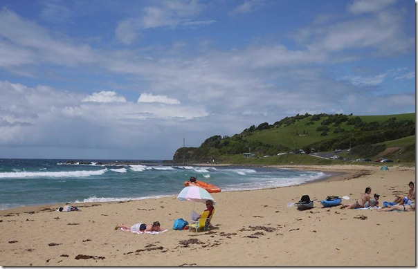 Werri beach, Gerringong, South coast