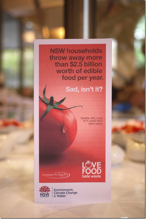 Campaign to minimise food wastage
