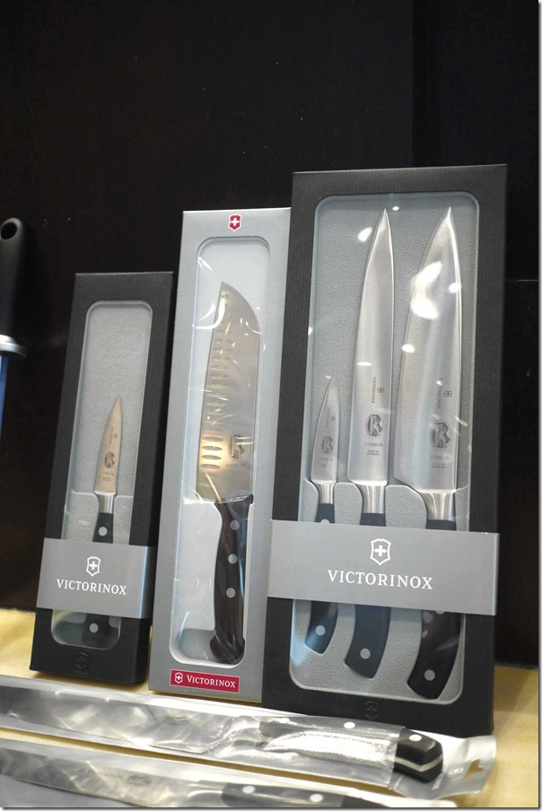 Professional chef knives from Victorinox