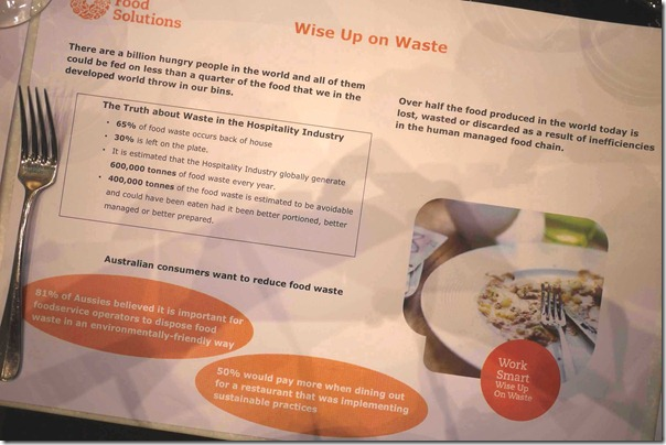 Campaign to minimise food wastage