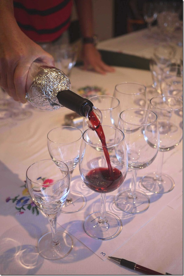 Essential tool: A non-drip wine lip for pouring up to 50 glasses of wine