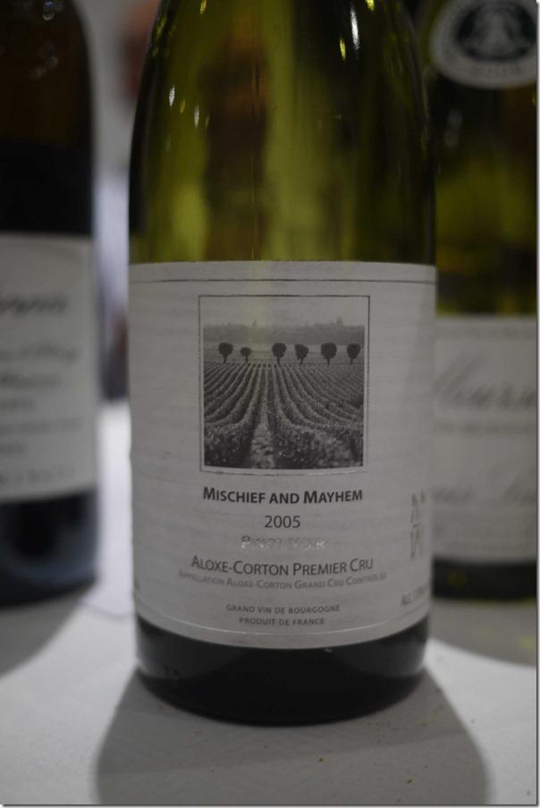 2005 Mischief and Mayhem Pinot Noir