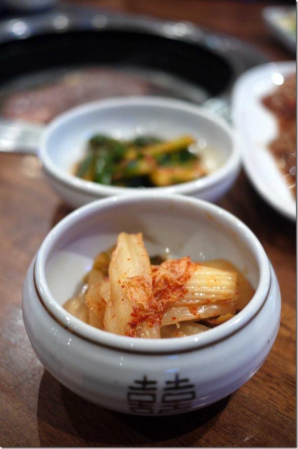 Kim chi cabbage