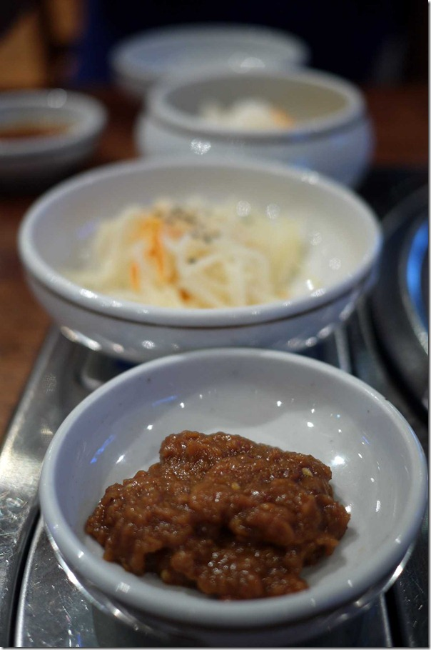 Korean bean paste