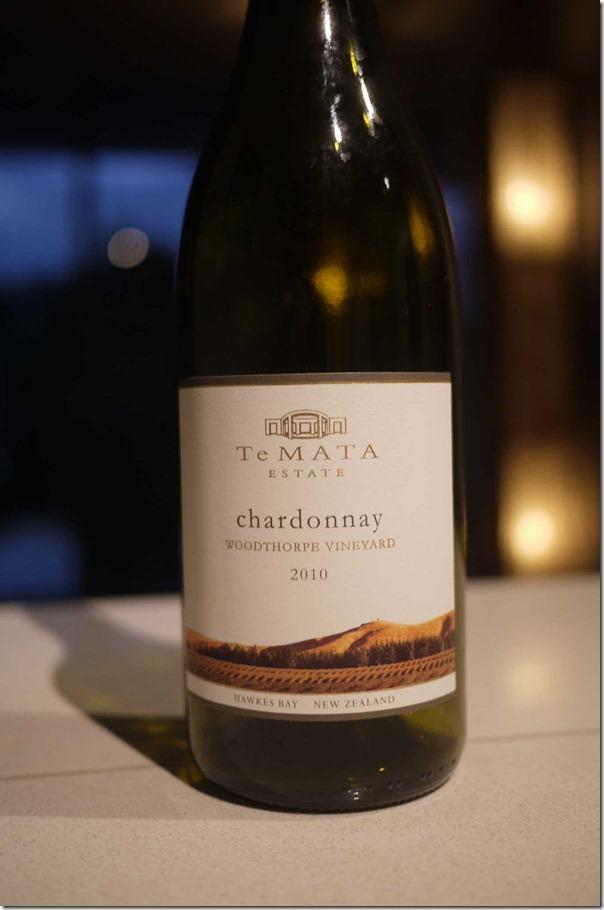 2010 Temata Estate Chardonnay