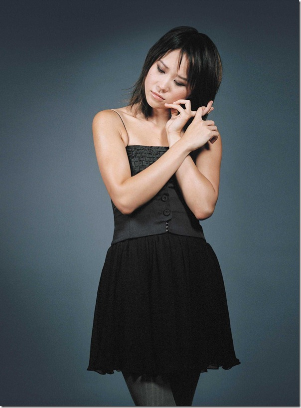 Yuja Wang    (Photo credit: Felix Broede for Deutsche Grammophon & yujawang.com)
