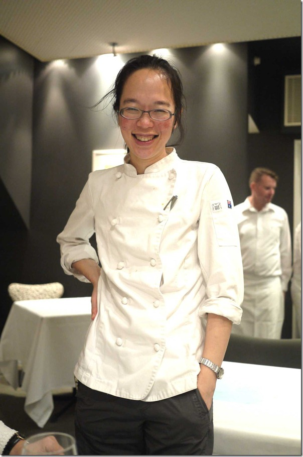 Chui Lee Luk, current and only the fourth owner of Claude's since 1977