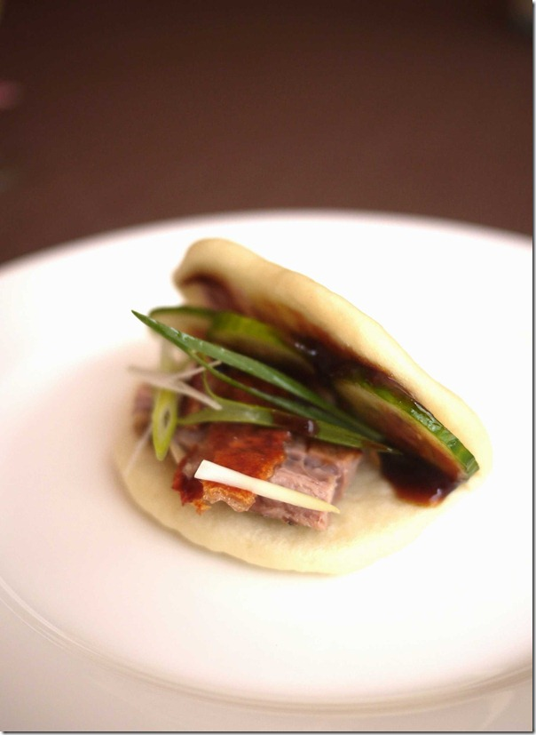 Momofuku's pork bun