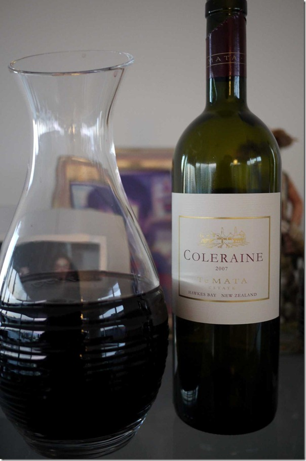 2007 Coleraine Te Mata Estate