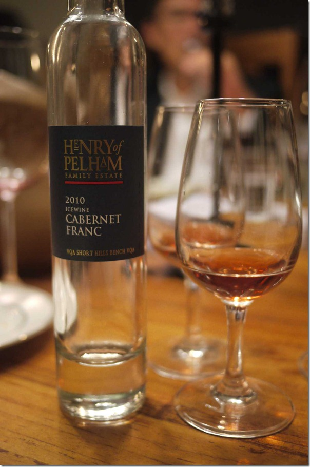 2010 Henry of Pelham Estate Cabernet Franc