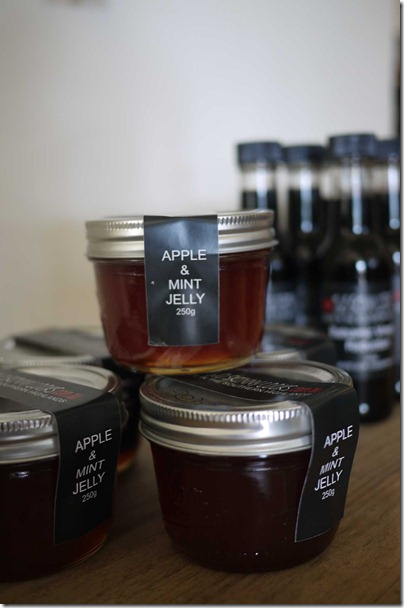Apple & Mint Jelly $12.50