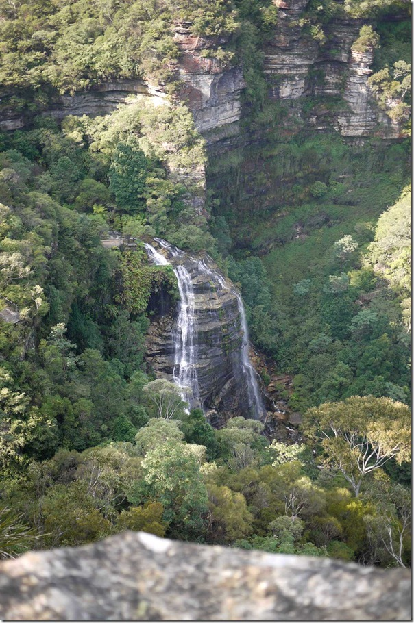 Waterfall, Blue Mountains, New South Wales