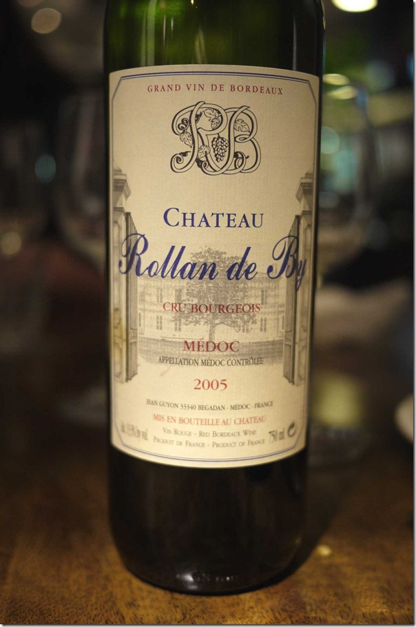Chateau Rollan de By 2005