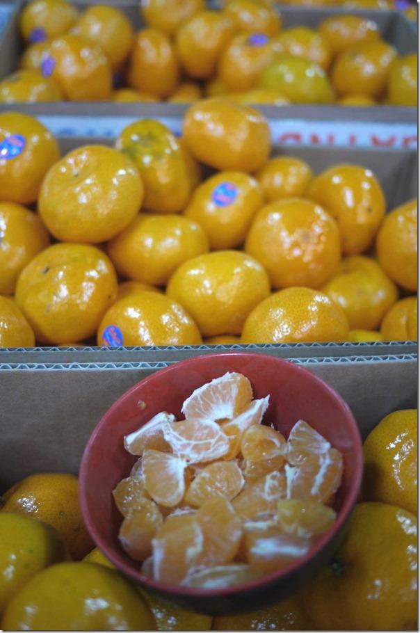 Mandarins, Queen Victoria Market
