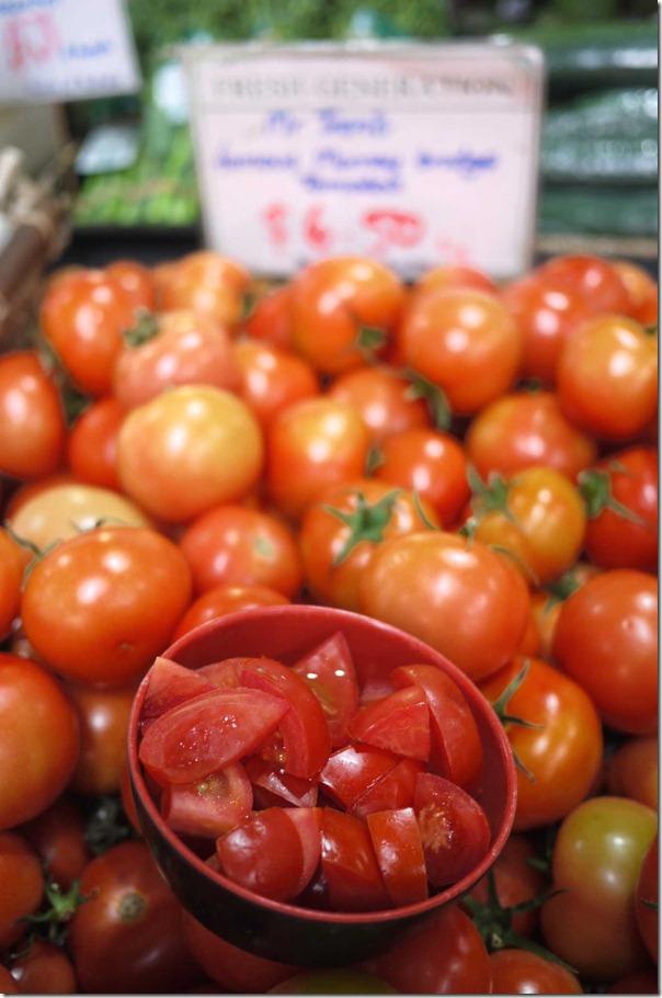 Tomatoes, Queen Victoria Market