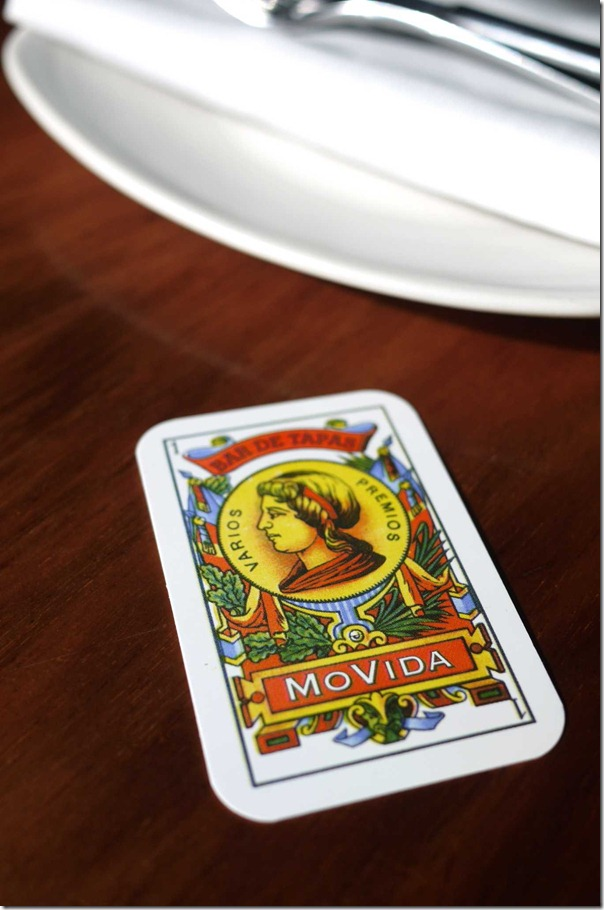 Movida business card
