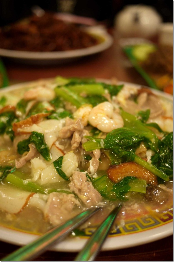 Food safari in melbourne chopinandmysaucepan cantonese style stir fried rice noodles forumfinder Image collections