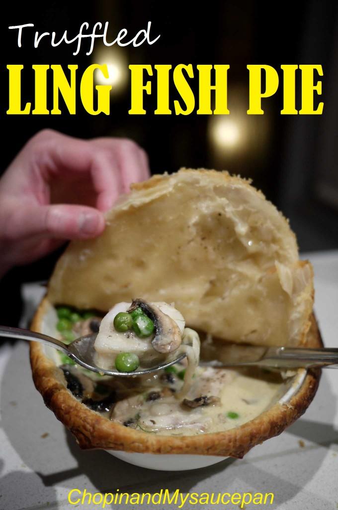 Ling Fish Pie