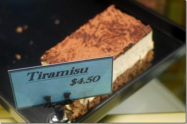 Tiramisu $4.50
