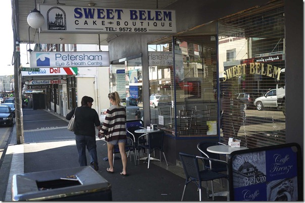 Sweet Belem Cake Boutique, Petersham