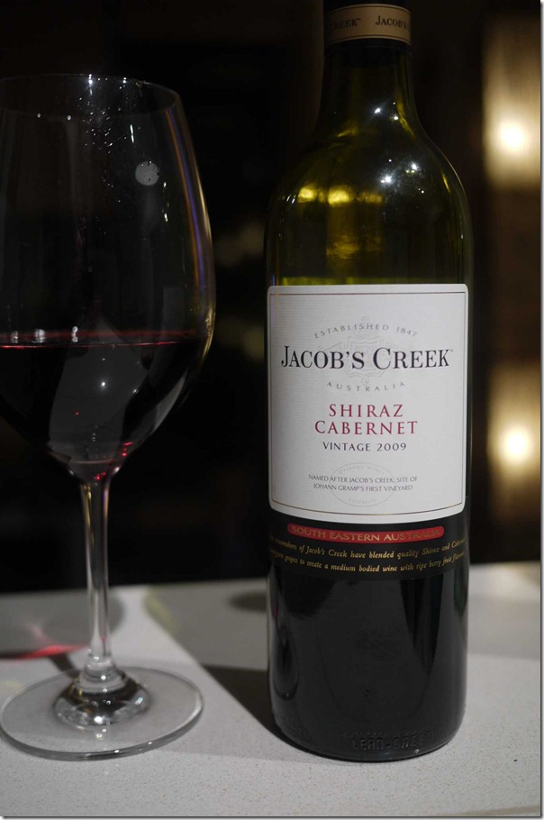 2009 Jacob's Creek Shiraz Cabernet