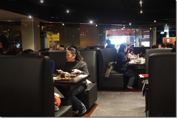 Dining room, Nishiki Wagyu Yakiniku