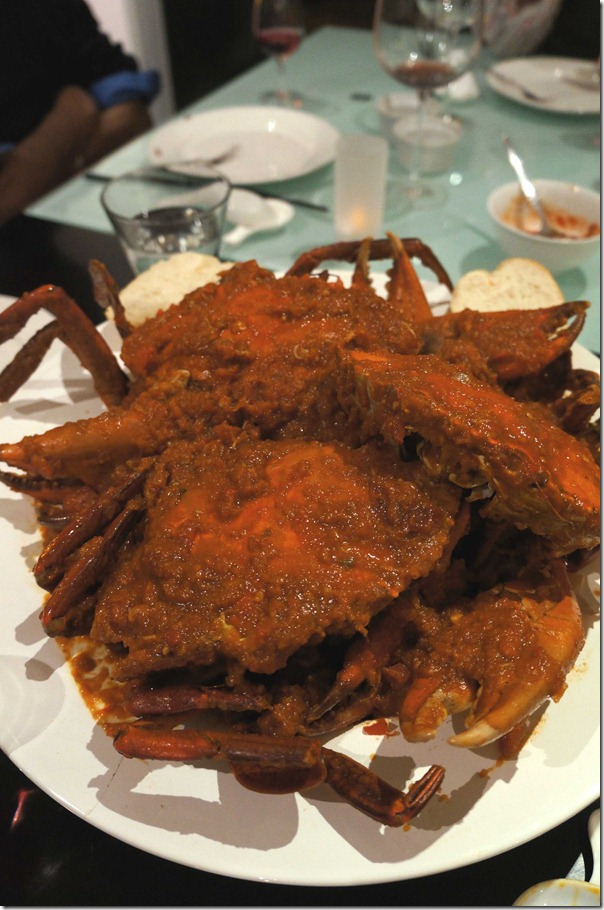 Chilli mud crabs - Did this iconic dish originate from Malaysia or Singapore?