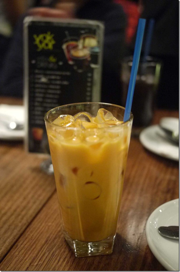 Milk Tea $3