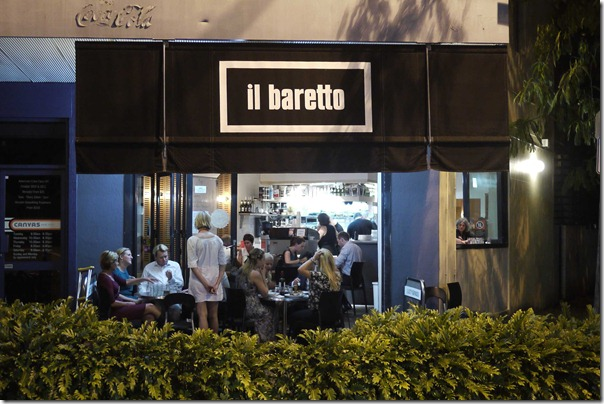 Il Baretto, Surry Hills