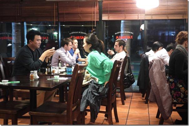 Dining room, Tatsuya, West Ryde