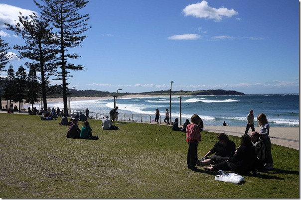 Dee Why beach