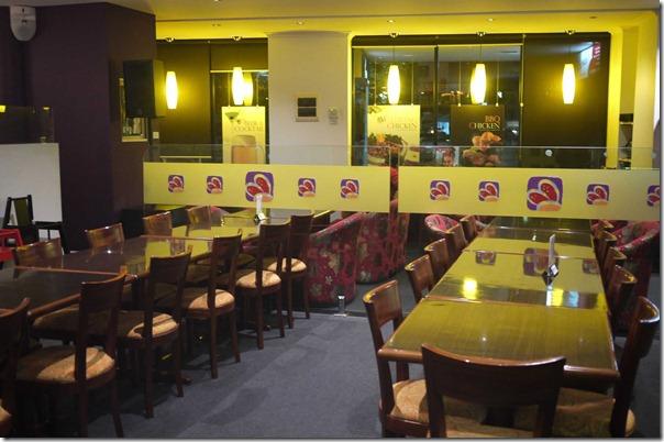 Dining room, Beschico, Epping