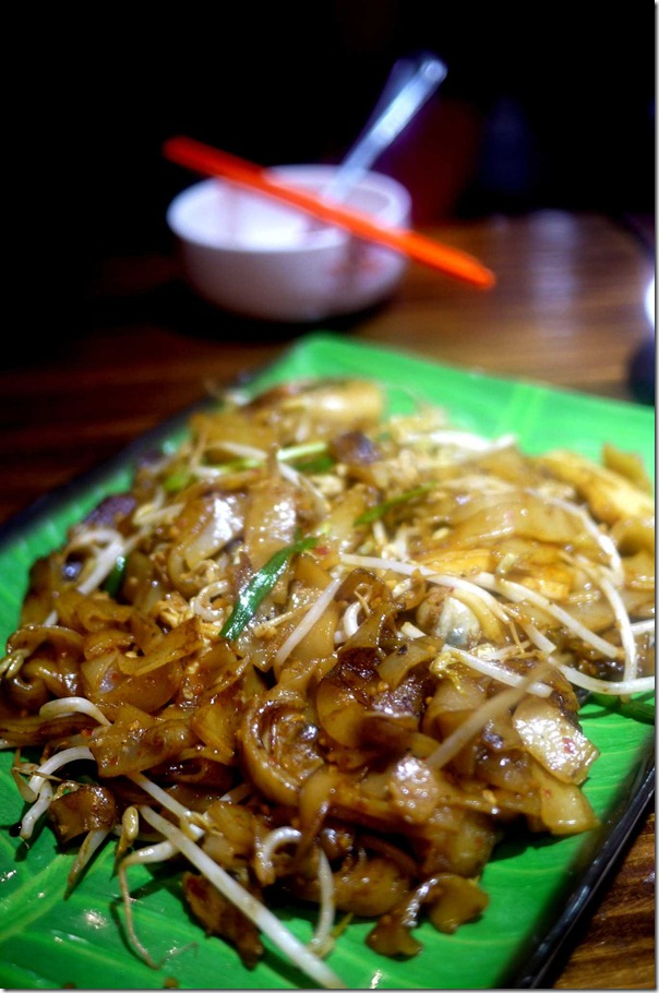 Char Kway Teow $10.80