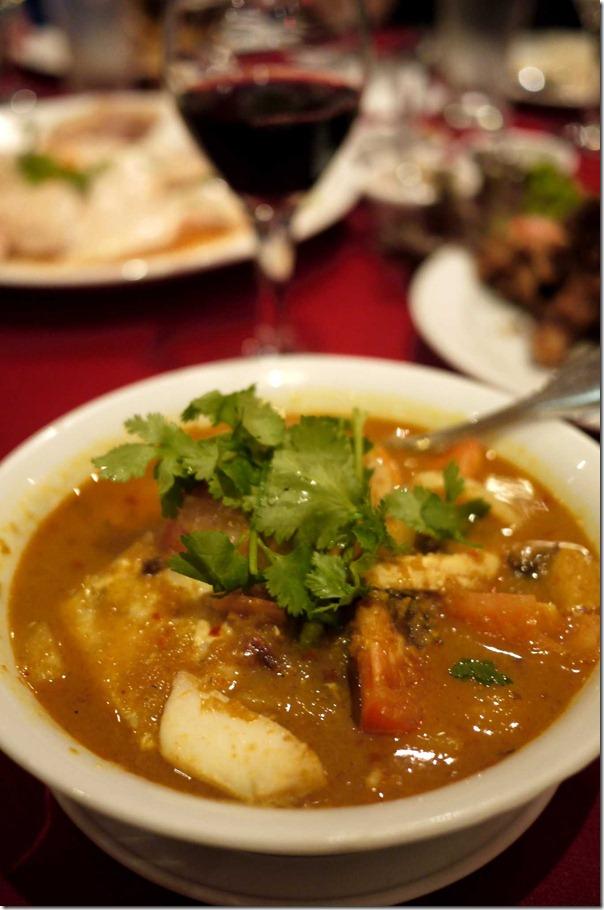 Assam fish $38.80