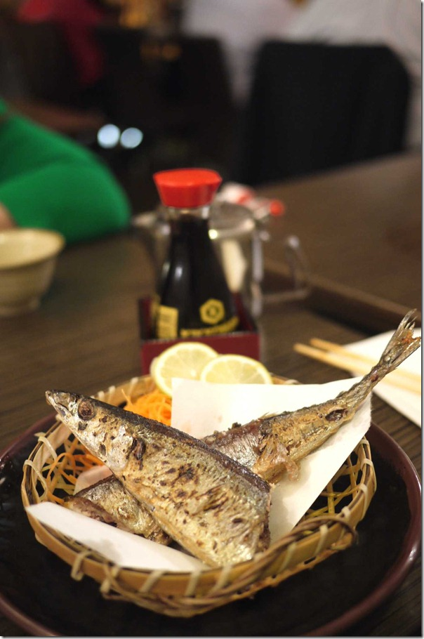Sanma shioyaki $9.80