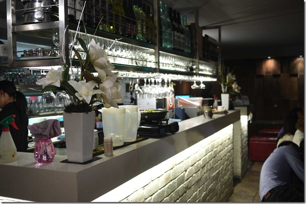 Bar and dining, Sushi Samurai, Neutral Bay