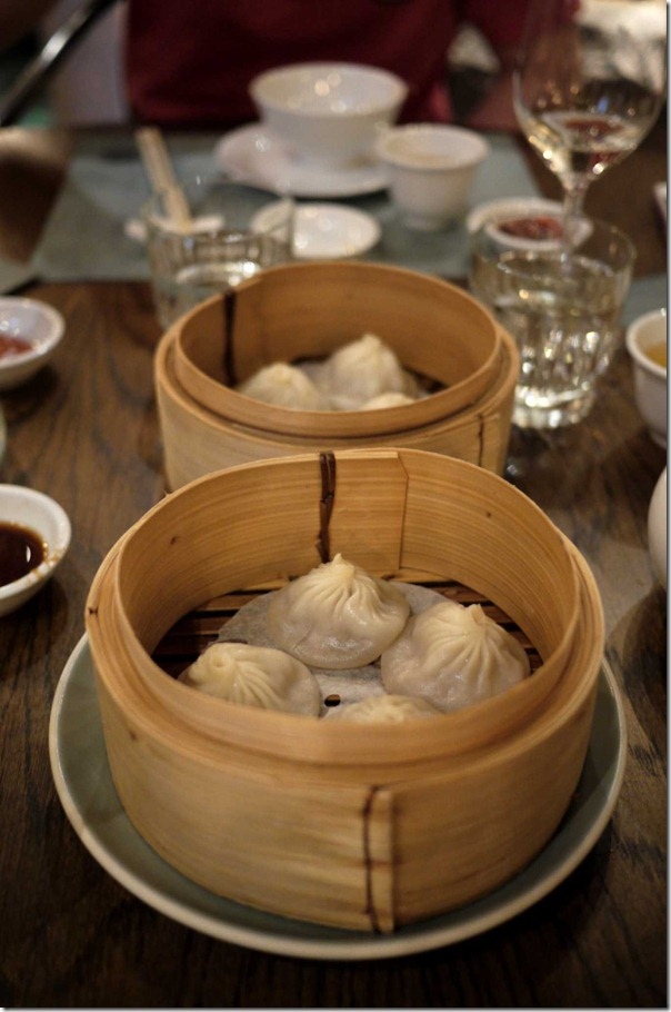 Xiao Long Bao (4 pieces $9)