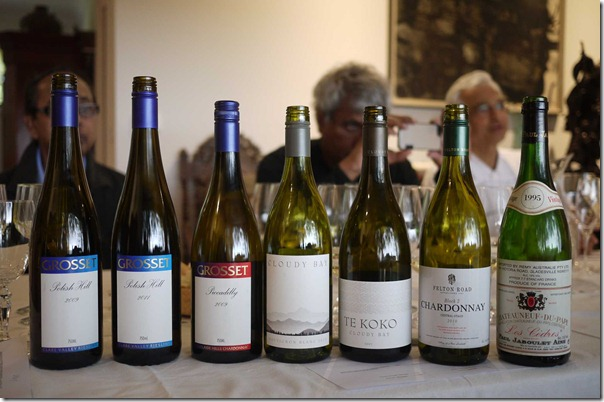Awesome whites: TWIGS' wine tasting at the Blue Mountains