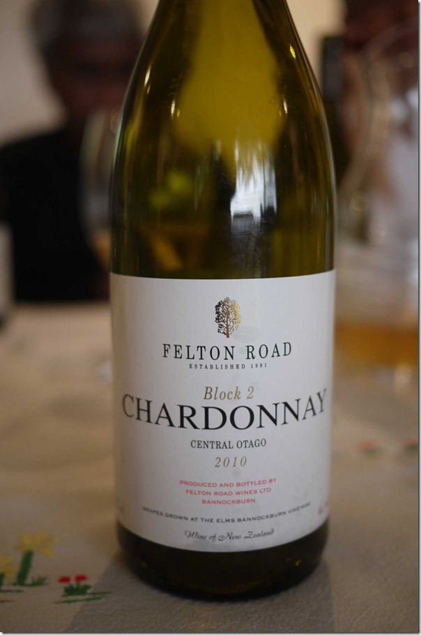 2010 Felton Road Block 2 Chardonnay