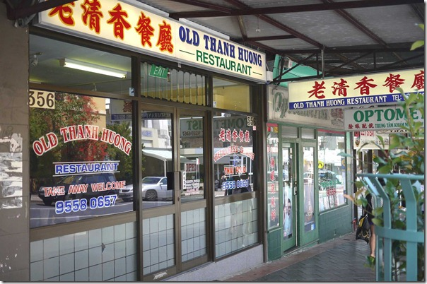 Old Thanh Huong, Marrickville