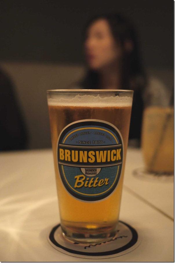 Brunswick Bitter $7.50